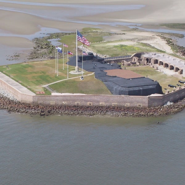 Fort sumter tours coupons