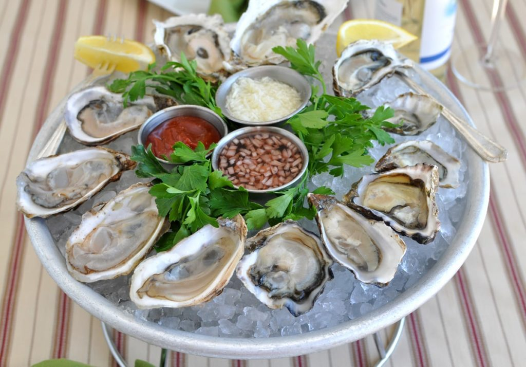 Order Oysters At These 6 Charleston