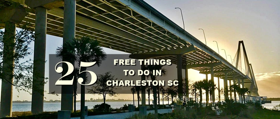 25 free things to do in and around charleston sc for Things to charleston sc