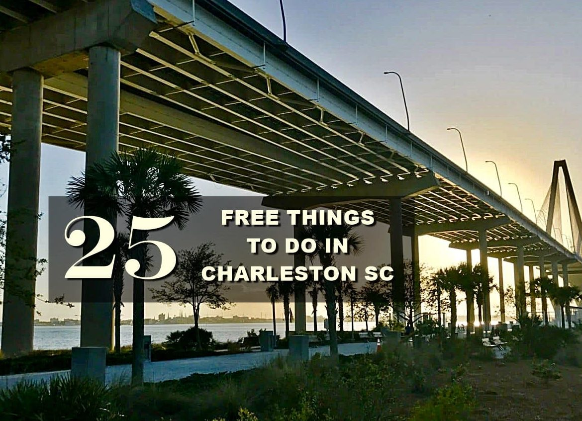 25 free things to do in and around charleston sc traveler mag