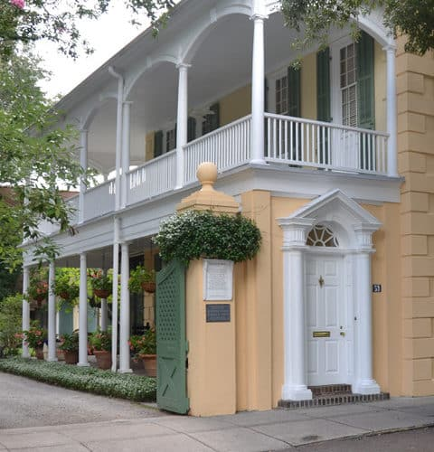 The 41st Annual Fall Tours Of Homes History And Architecture Things To Do In Charleston Sc
