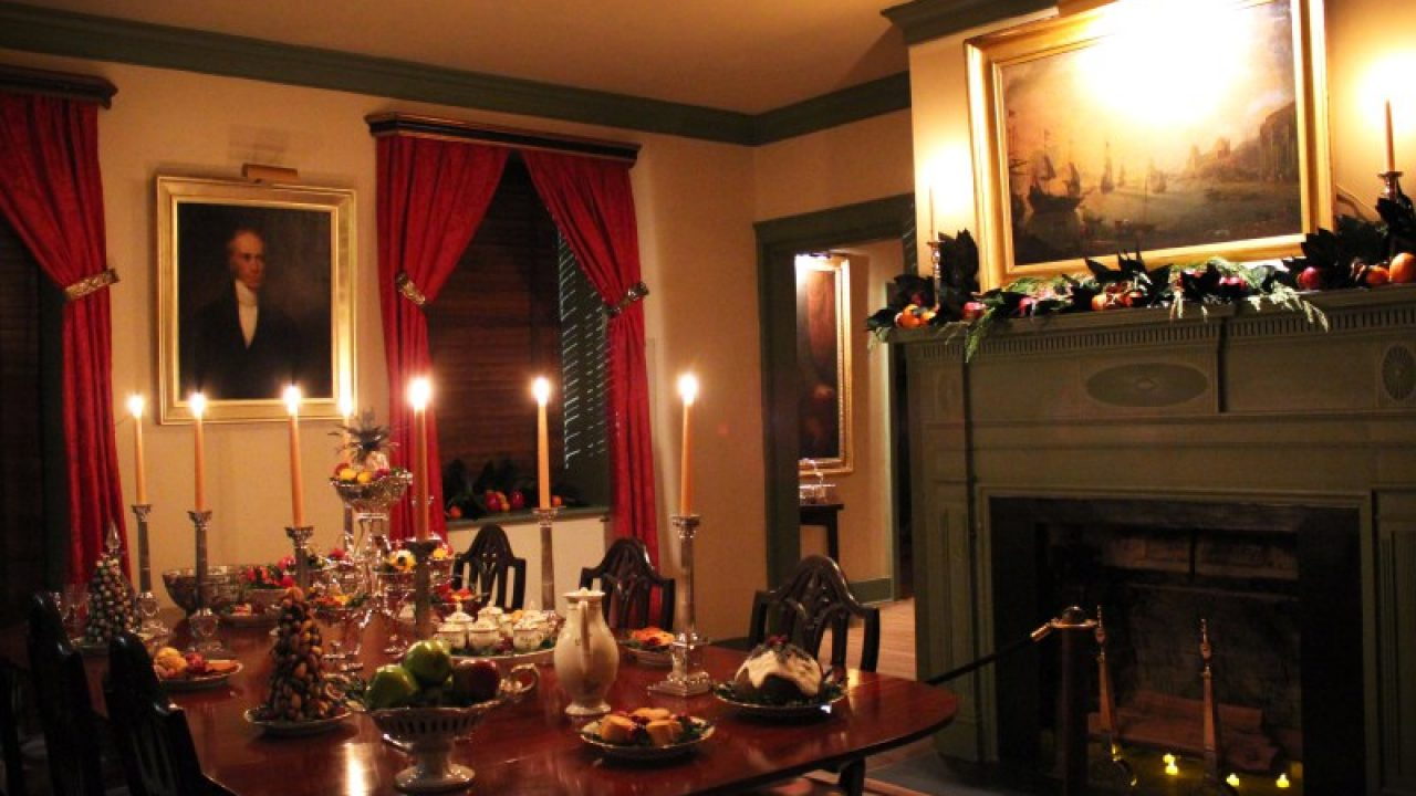 Christmas Candlelight Sarah Rutledge Dinner Things To
